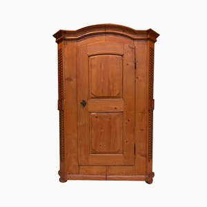 Antique Empire Softwood Cabinet, 1820s