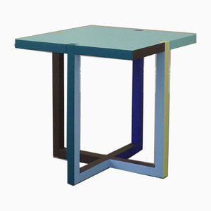 Rally W Coffee Table by Holzapfel Martin