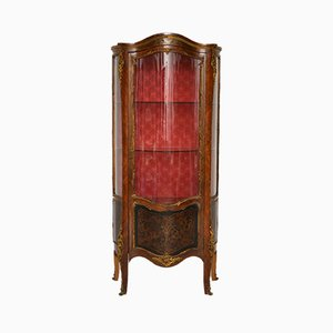 Antique French Rosewood Cabinet