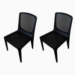 Bossa Mesh Stühle von Jader Alemeida, 2er Set