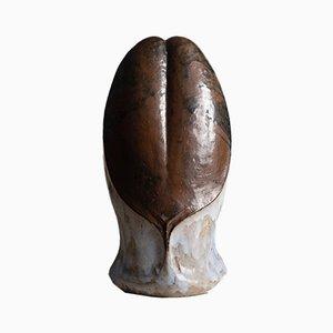 Sculpture en Céramique par François Baumlin, France, années 70