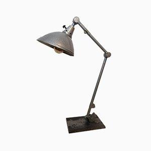 Lampe de Bureau Bauhaus par Curt Fischer pour Midgard / Industriewerke Auma, Allemagne, années 50