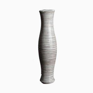 Große französische Vase von Robert Cloutier & Jean Cloutier, 1950er