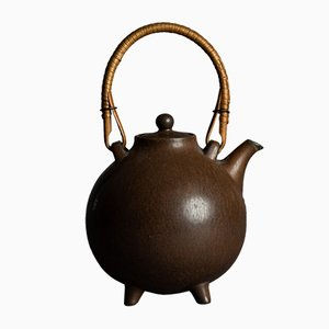 Swedish Teapot by Gunnar Nylund for Rörstrand, 1940s