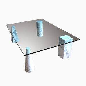 Italian Sculptural Coffee Table, 1970s