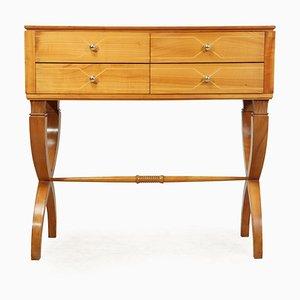 Mid-Century Italian Cherrywood Dresser, 1950s