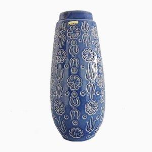 Deutsche Mid-Century Vase von Scheurich, 1960er
