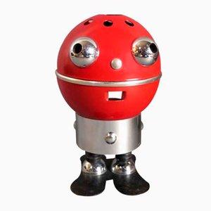 Tischlampe in Roboter-Optik von Satco, 1960er