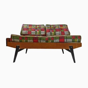 Oak Daybed, 1960s