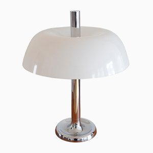 Mushroom Table Lamp from Hillebrand, 1970s