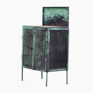 Mobiletto industriale vintage, anni '40