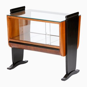 Art Deco Bar Table by Jindřich Halabala for UP Závody, 1930s