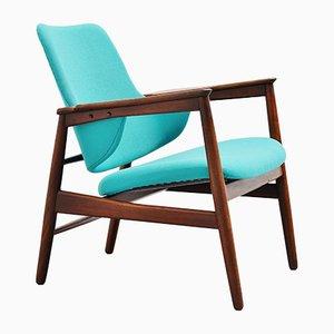 Armchair by Ib Kofod Larsen for Christensen & Larsen, 1950s
