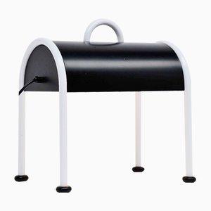 Lámpara de mesa modelo Valigia italiana de Ettore Sottsass para Stilnovo, años 70