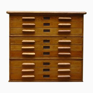 Oak Dresser from Abbess, 1930s
