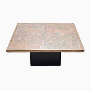 Grande Table Basse de Paul Kingma, Pays-Bas, années 70