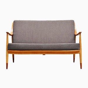Canapé Lounge par Peter Hvidt et Orla Molgaard Nielsen pour France & Søn / France & Daverkosen, années 50