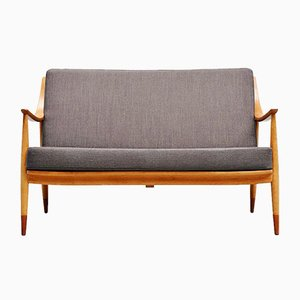 Lounge Sofa by Peter Hvidt and Orla Molgaard Nielsen for France & Søn / France & Daverkosen, 1950s