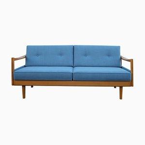 Sofá cama de Wilhelm Knoll, años 60