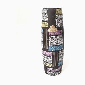 Mid-Century Vase von Bodo Mans für Bay Keramik