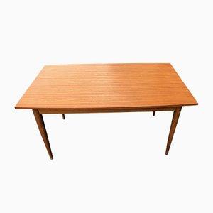 Scandinavian Hexagonal Dining Table, 1960s
