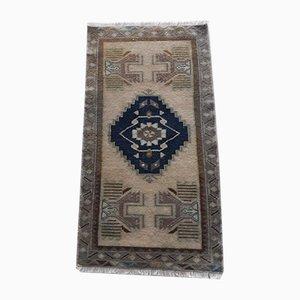 Türkischer Vintage Yastik Teppich von Vintage Pillow Store Contemporary, 1970er