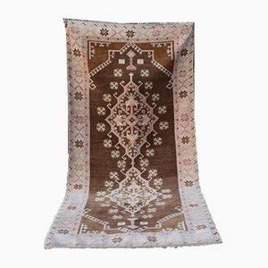Alfombra de pasillo vintage turca vintage de Pillow Store Contemporary, años 70