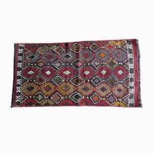 Türkischer Vintage Kelim Teppich von Vintage Pillow Store Contemporary, 1970er