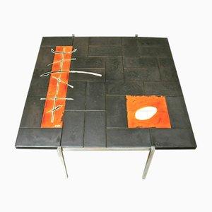 Table Basse en Céramique, années 50