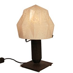 French Art Déco Table Lamp, 1930s