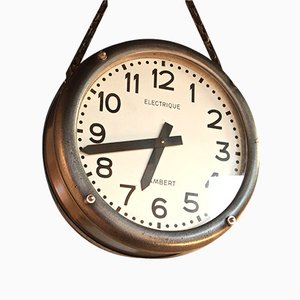 Reloj Mid-Century de Lambert