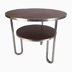 Bauhaus Coffee Table from Mauser Werke Waldeck, 1930s