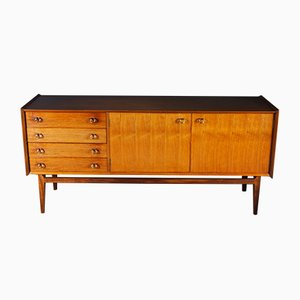 Mid-Century Walnut Sideboard from A. Younger Ltd., 1960s