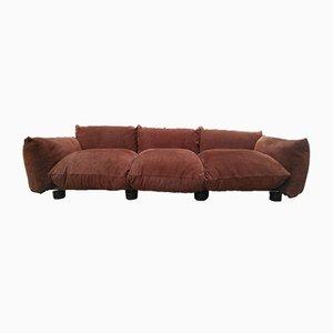 Sofa von Mario Marenco für Arflex, 1970er