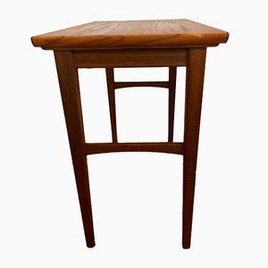Teak Side Table, 1970s