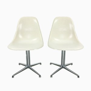Model La Fonda Dining Chairs by Charles & Ray Eames for Herman Miller, 1960s, Set of 2