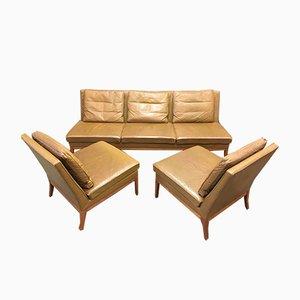Living Room Set from Kill International, 1960s, Set of 3