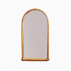 Spiegel mit Holzrahmen, 1930er