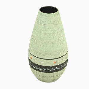 Mid-Century Model 455/40 Floor Vase from Übelacker