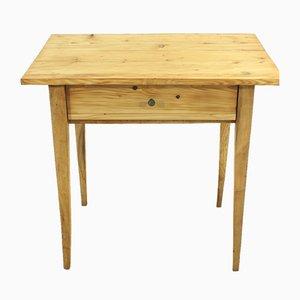Antique Biedermeier Desk, 1850s