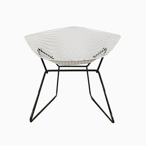 Diamond Lounge Chair by Harry Bertoia for Knoll Inc./Knoll International, 1960s