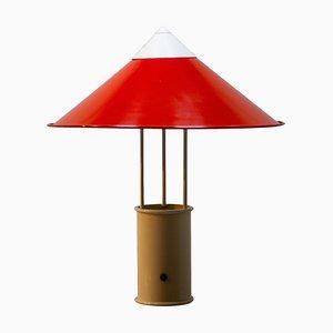 Dänische Vintage Tischlampe von Le Klint, 1980er