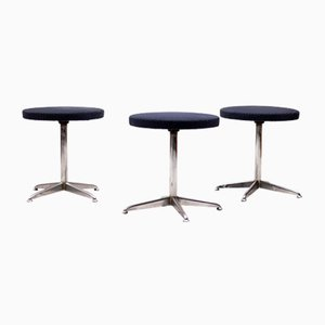 Dutch Stools, 1960s, Set of 3