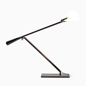 Lampada da tavolo nr. 612/613 di Paolo Rizzatto per Arteluce, anni '70