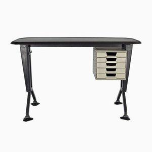 Kleiner Schreibtisch von BBPR für Olivetti Synthesis, 1960er