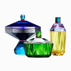 Hand-Sculpted New Haven Crystal Bonbonniere by Reflections Copenhagen