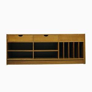 Modulares schwedisches Sideboard aus Nussholz von AB Ajfa Mobelfabrik Tibro, 1970er