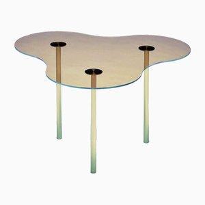 Tavolino da caffè in vetro di Sebastian Scherer