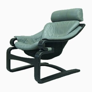 Danish Apollo Lounge Chair by Svend Skipper for Skipper, 1970s