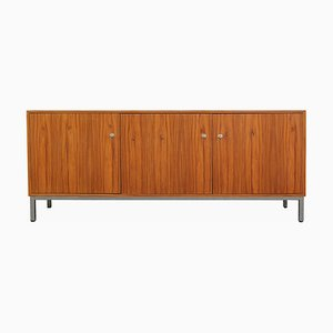 Rosewood and Chrome Sideboard, 1970s